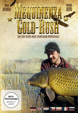 Mequinenza Gold Rush BluRay