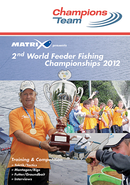 2nd World Feeder Fishing Championships 2012
