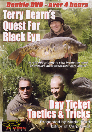 Terry Hearn's Quest for Black Eye