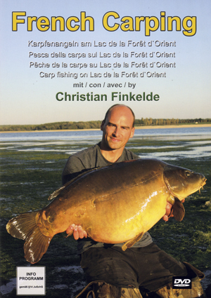 French Carping - Karpfenangeln am Lac de la Foret d' Orient